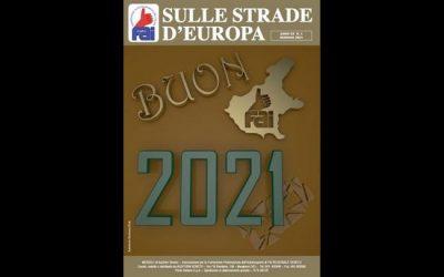 Sulle Strade D'Europa Gennaio 2021
